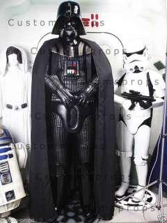 Star Wars Prop Darth Vader Complete Suit Deluxe 2 Piece