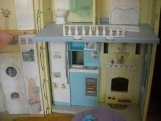 Barbie Happy Family House Smarthouse Sounds Like Home Rare HTF