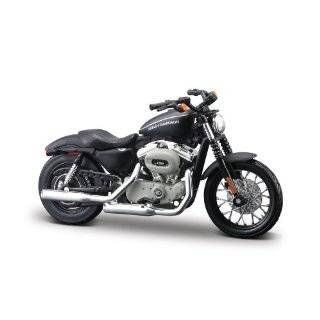 Harley Davidson Motorcycle 2008 FXSTB Night Train   Black
