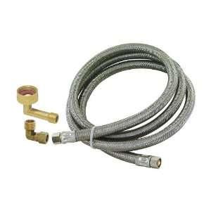 EASTMAN 5 Stainless Steel Dishwasher Hose 98522 Appliances