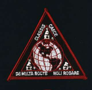THE GHOST SQUADRON Patch (AIR FORCE TEST CENTER)