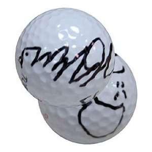 Mi Hyun Kim Autographed / Signed Golf Ball Everything