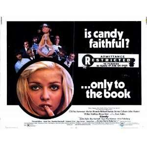 Candy Movie Poster (11 x 14 Inches   28cm x 36cm) (1969) Style