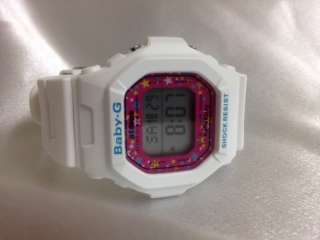 Free CASIO Baby G ATMOS Hello Kitty G SHOCK Rare Condition New
