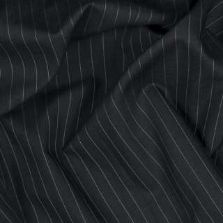 NWT METAMODA 2 BUTTON DARK GRAY CHARCOAL PINSTRIPE MENS ITALIAN SUIT