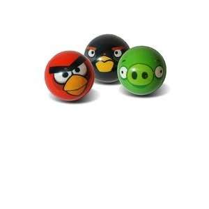 Angry Birds 3 Inch Foam Ball: Toys & Games