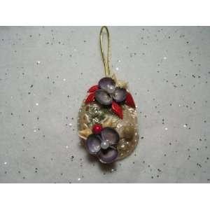 Christmas Shell Ornament Gift New Handmade Original Design Order Order