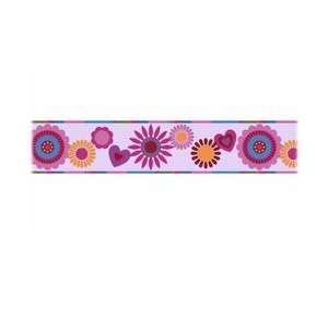 Self Adhesive Wall Border Cosmo Chick