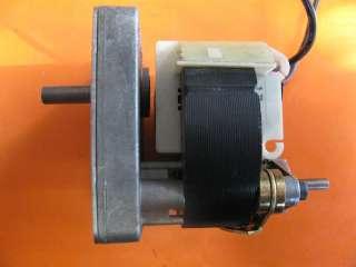 MK VF MOTOR CO GEAR HEAD MOTOR 200RPM 5/16SHAFT OUT 120VAC NNB