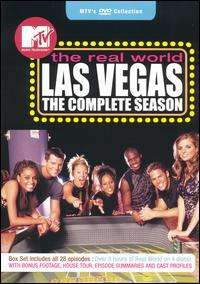 Real World Las Vegas   The Complete Season [4 Discs] (DVD) at