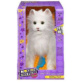 FurReal Kitty Cat  Toys & Games Stuffed Animals & Plush Interactive