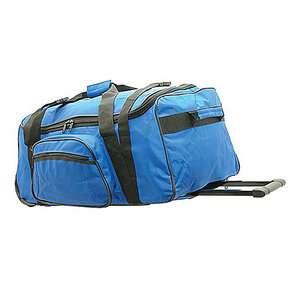 Netpack Fat Boy Sports 35 Wheeled Duffel   XLarge Luggage