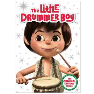 The Little Drummer Boy Christmas Movie Classic DVD  Shop Ticketmaster