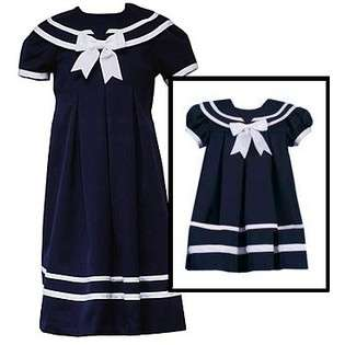 Navy Blue Sailor Dress  Baby Baby & Toddler Clothing Dresswear