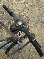 Huffy Digital 15 mountain bike computer integrated bicycle Gripshift