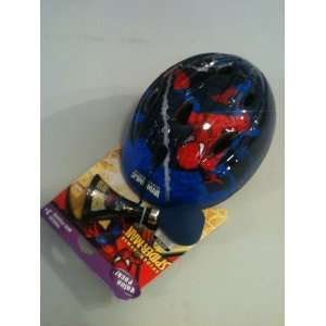 Bell Toddler Bike Helmet (Spider Man) 3+ 19 3/4   22 1/2 in  50 52 cm