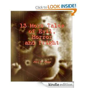 Tales of Evil, Horror and Fright Jill Jones  Kindle Store