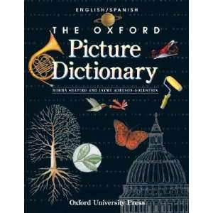 The Oxford Picture Dictionary English Spanish Edition