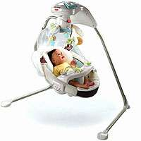 Fisher Price My Little Lamb Cradle n Swing   Fisher Price   Babies