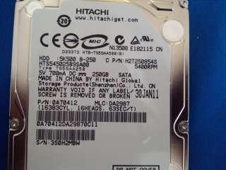 5400RPM BRAND NEW 2.5 Laptop Notebook Hard Drive HTS545025B9SA00