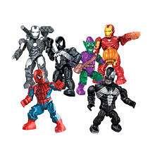 Mega Bloks Marvel Micro Action Figure Series 1   (Colors/Styles Vary