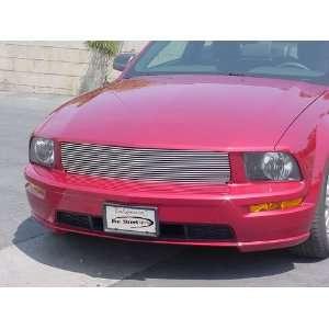 05 07 Ford Mustang V6 Polished Aluminum Upper Billet