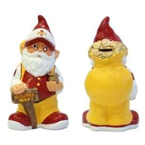 Iowa State Cyclones Garden Gnome   10 Bank Sports