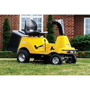 Electric Riding Lawn Mower  RechargeMower Lawn & Garden Riding Mowers