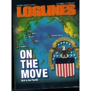 DLA IN THE PACIFIC ON COVER. LOGLINES. DEFENSE LOGISTIC AGENCY Books