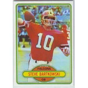 1980 Topps Football Atlanta Falcons Team Set