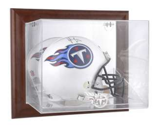 Tennessee Titans Wall Mounted Full Size Helmet Case