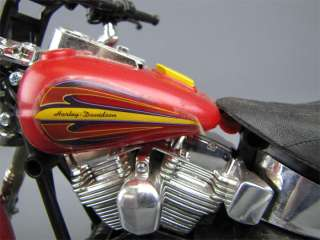 New Bright Battery Op. Harley Davidson Toy Motorcycle