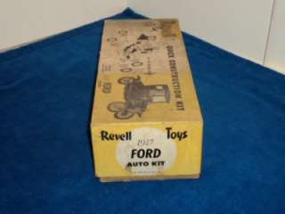 Vintage Revell Gowland Highway Pioneers Quick Construction Model Car