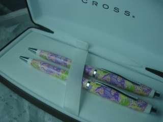 CROSS Century II Purple Dawn Kalahari Pen Pencil