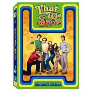That 70s Show: Season Three: Topher Grace, Laura Prepon