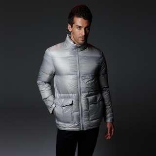 mens warm coat VD500 Ultra Light Slim Fit Puffer winter outwear jacket
