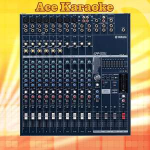 Yamaha EMX5014C 500W 14Ch Powered Mixer