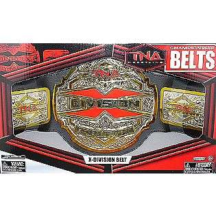 TNA X Division Championship Kids Toy Wrestling Belt  Toys & Games