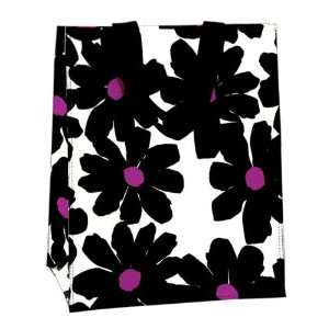 Nouveau Blossom Black & Hot Pink Flowers, Going Green