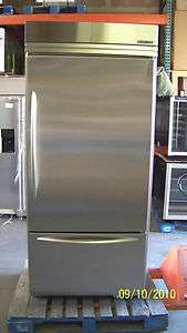 ... KITCHENAID 36 STAINLESS STEEL BUILT IN REFRIGERATOR @ LIST ...