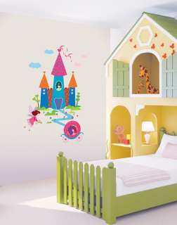 Adhesive Removable Wall Decor Sticker KIDS Decal Vinyl Paper