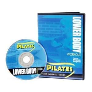 Pilates Lower Body Workout DVD Sports & Outdoors