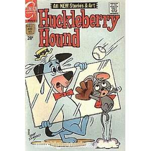 Huckleberry Hound (1970 series) #7 Charlton Books