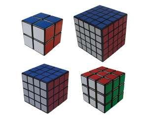 4x4x4 5x5x5 Rubiks magic cube Black christmas gift hot sell