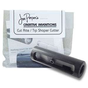 NEW PORPERS CUT RITE TIP SHAPER CUTTER POOL BILLIARDS