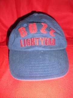 DISNEY/ PIXZAR NAVY BLUE BUZZ LIGHTYEAR BALL CAP