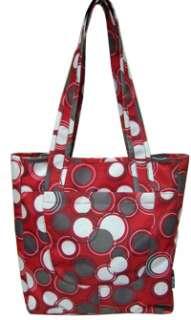 Classic Tote Bag Handbag Purse Hearts Diaper Carry All