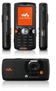 Unlocked Sony Ericsson W810 W810i Cell Phone  Black 890552650842