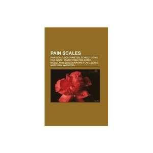 Pain Scales (9781158446070): Not Available (NA): Books