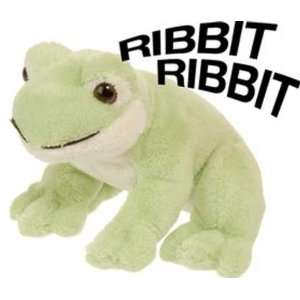 Frog Green w/ Sound   Great for Kids